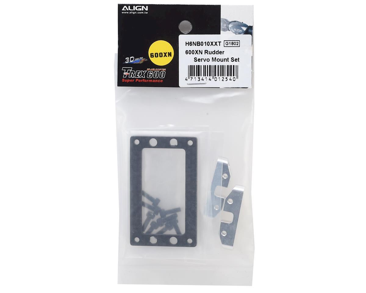 Align Rudder Servo Mount Set (600XN)