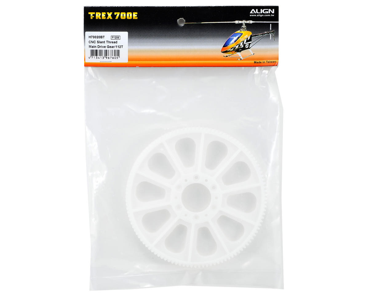Align CNC Slant Thread Main Drive Gear (112T)