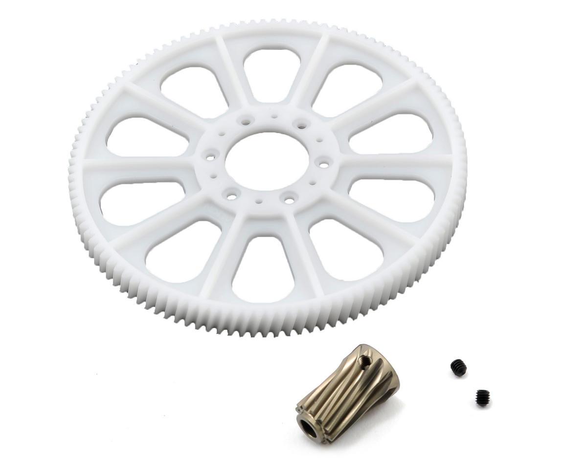 Align Mod1 CNC Slant Thread Main Drive Gear Set (112T)