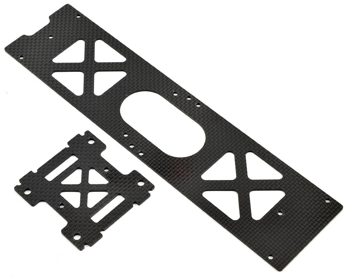 Align 1.6mm Carbon Fiber Bottom Plate Set (2)