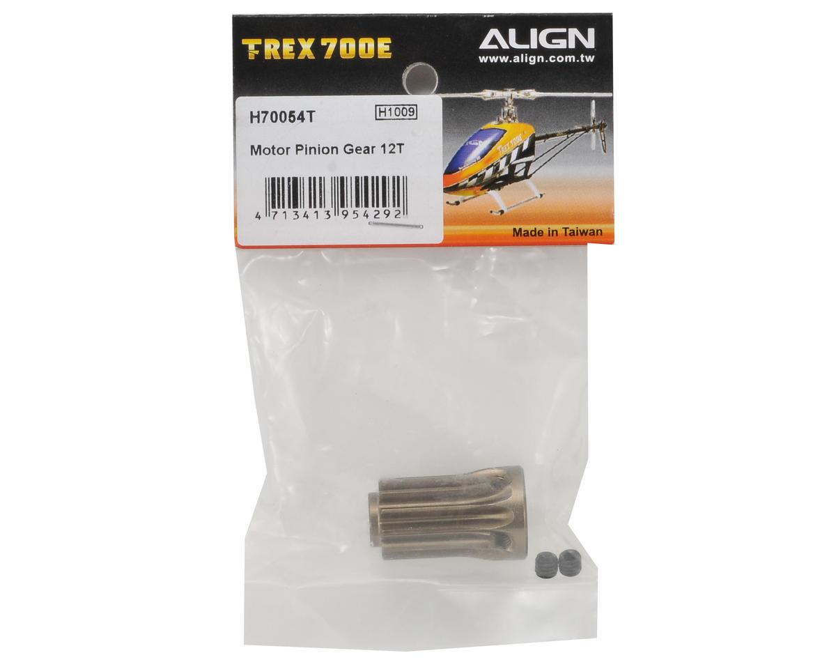 Align 700 Motor Pinion Gear (12T)
