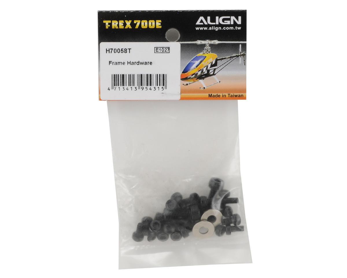 Align 700E Frame Hardware Set
