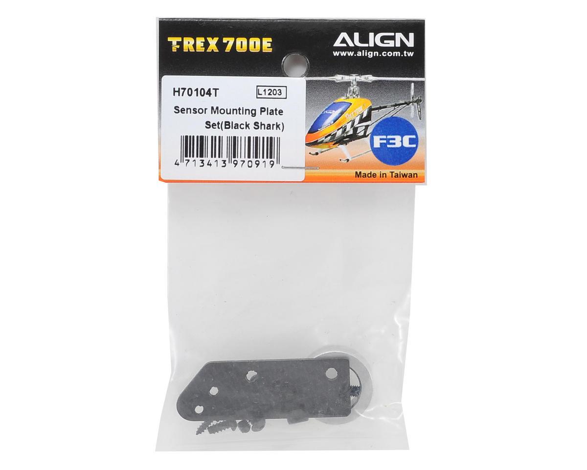 Align Sensor Mounting Plate Set (Black Shark III)