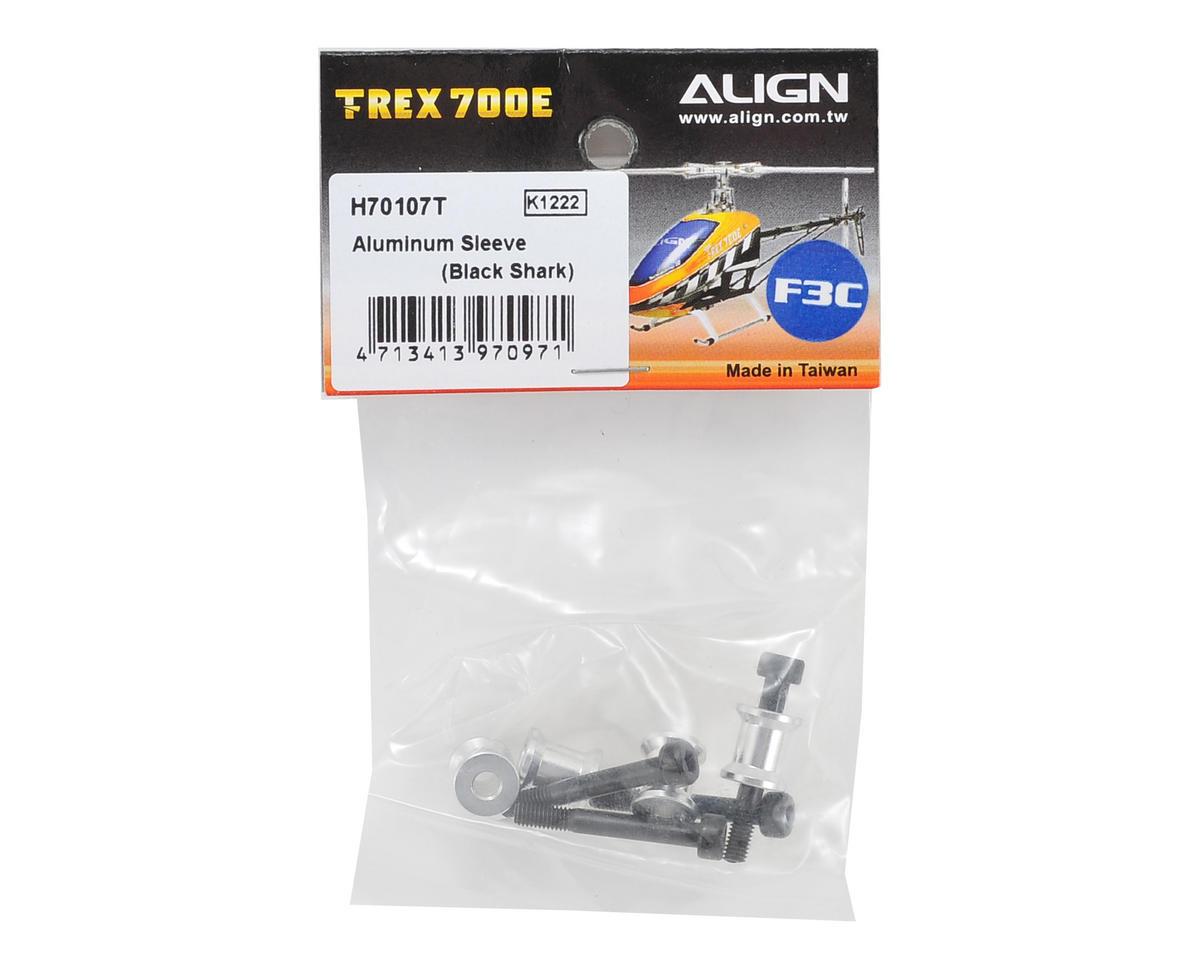 Align Aluminum Sleeve (4) (Black Shark III)