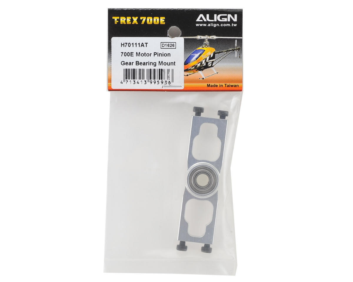 Align V2 Motor Pinion Gear Bearing Mount (700 Electric)