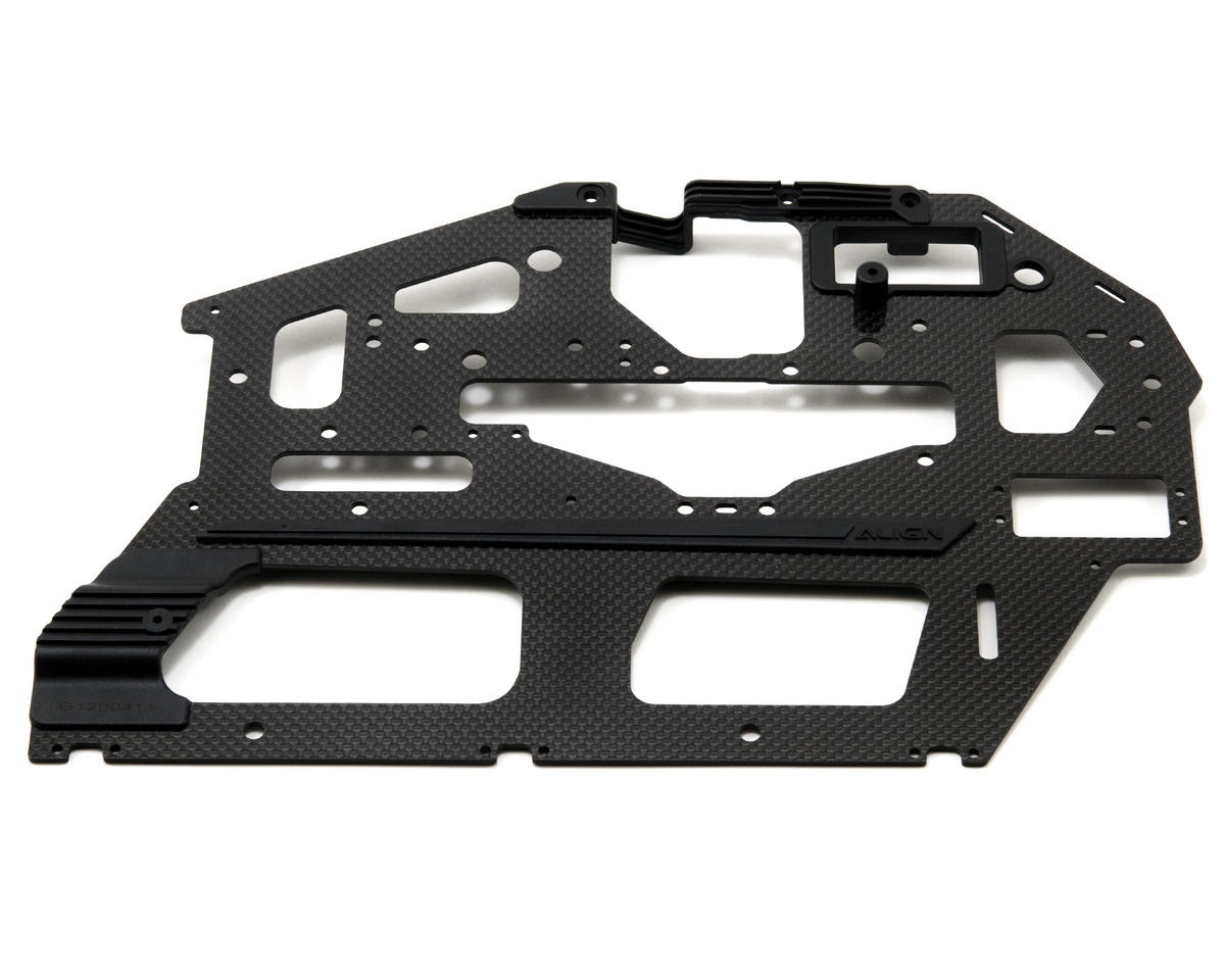 2mm Carbon Main Frame (L) (700 Electric DFC) by Align
