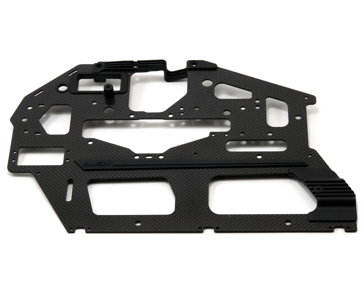 2mm Carbon Main Frame (R) (700 Electric DFC) by Align