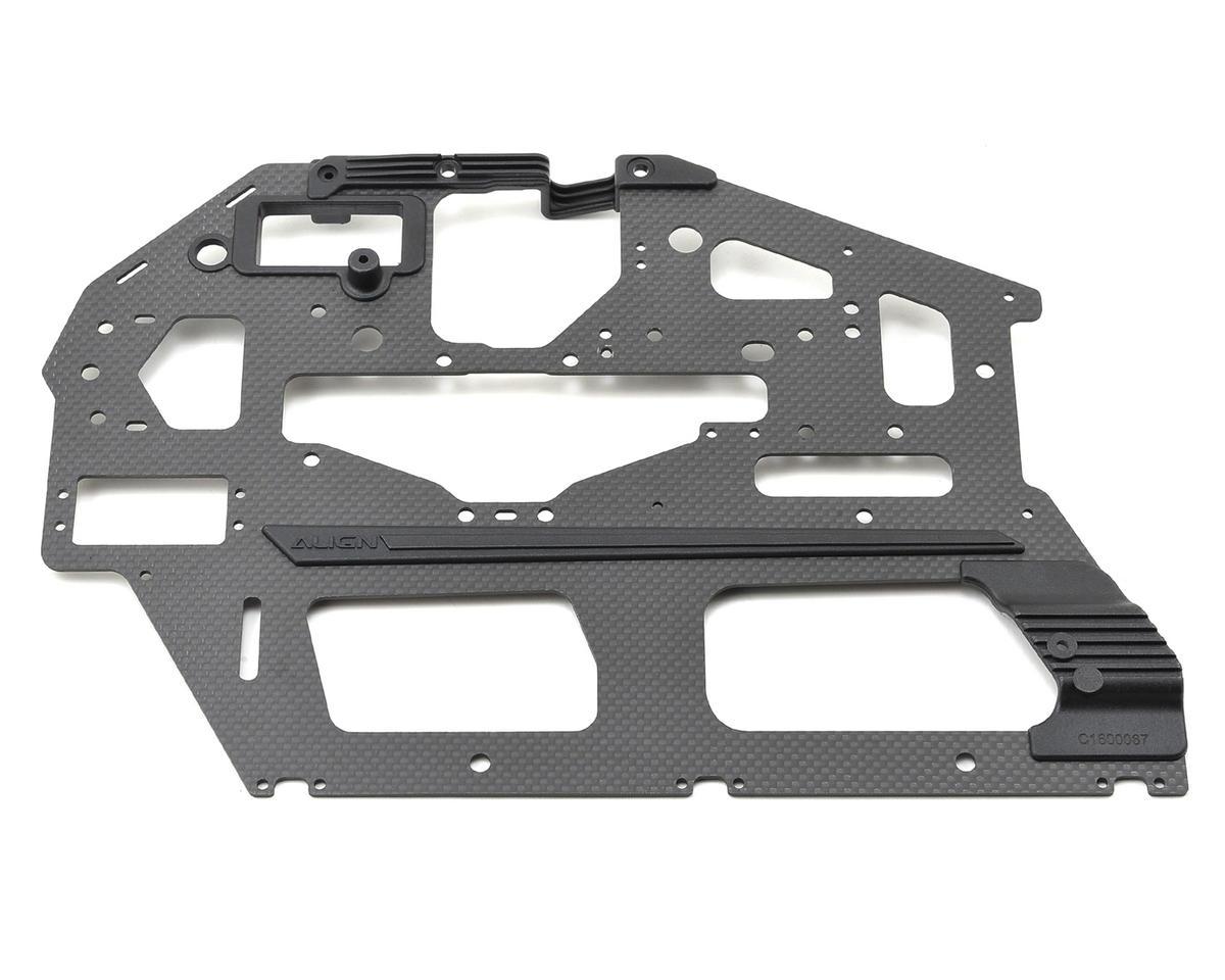 Align Carbon Fiber 2mm Main Frame (R) (700L Dominator)