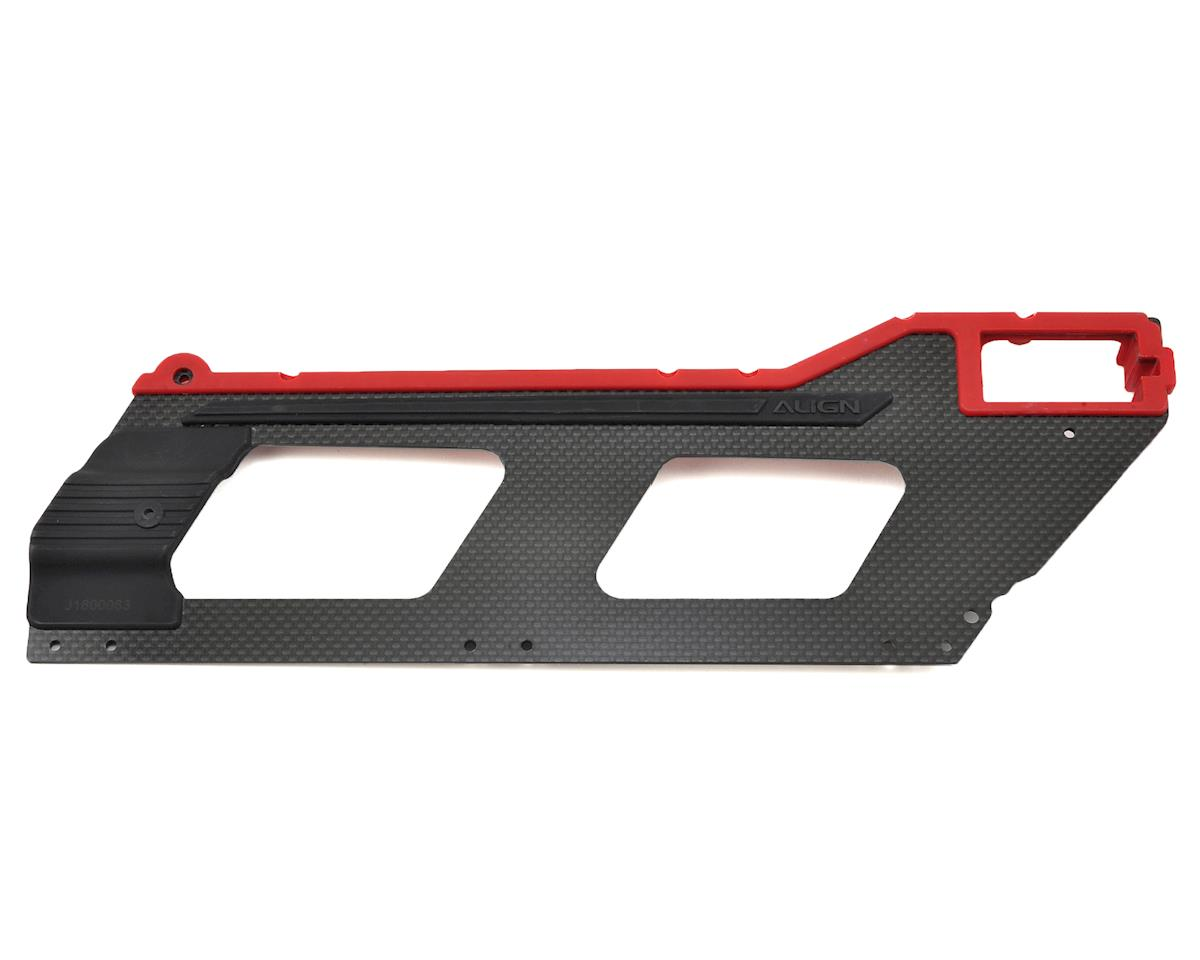 Carbon Fiber 2mm Lower Main Frame (L) (700X) by Align