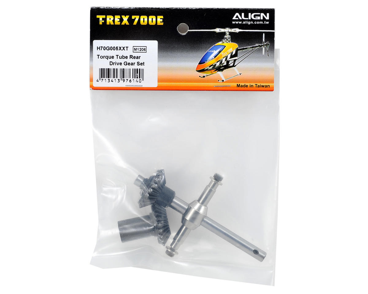 Align Torque Tube Rear Drive Gear Set