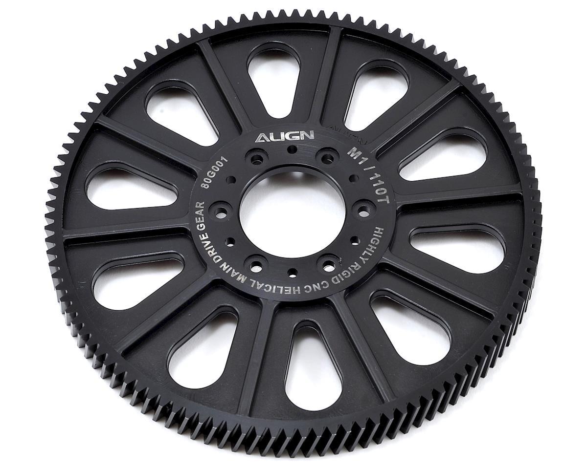 Align CNC Slant Thread Main Drive Gear (110T)