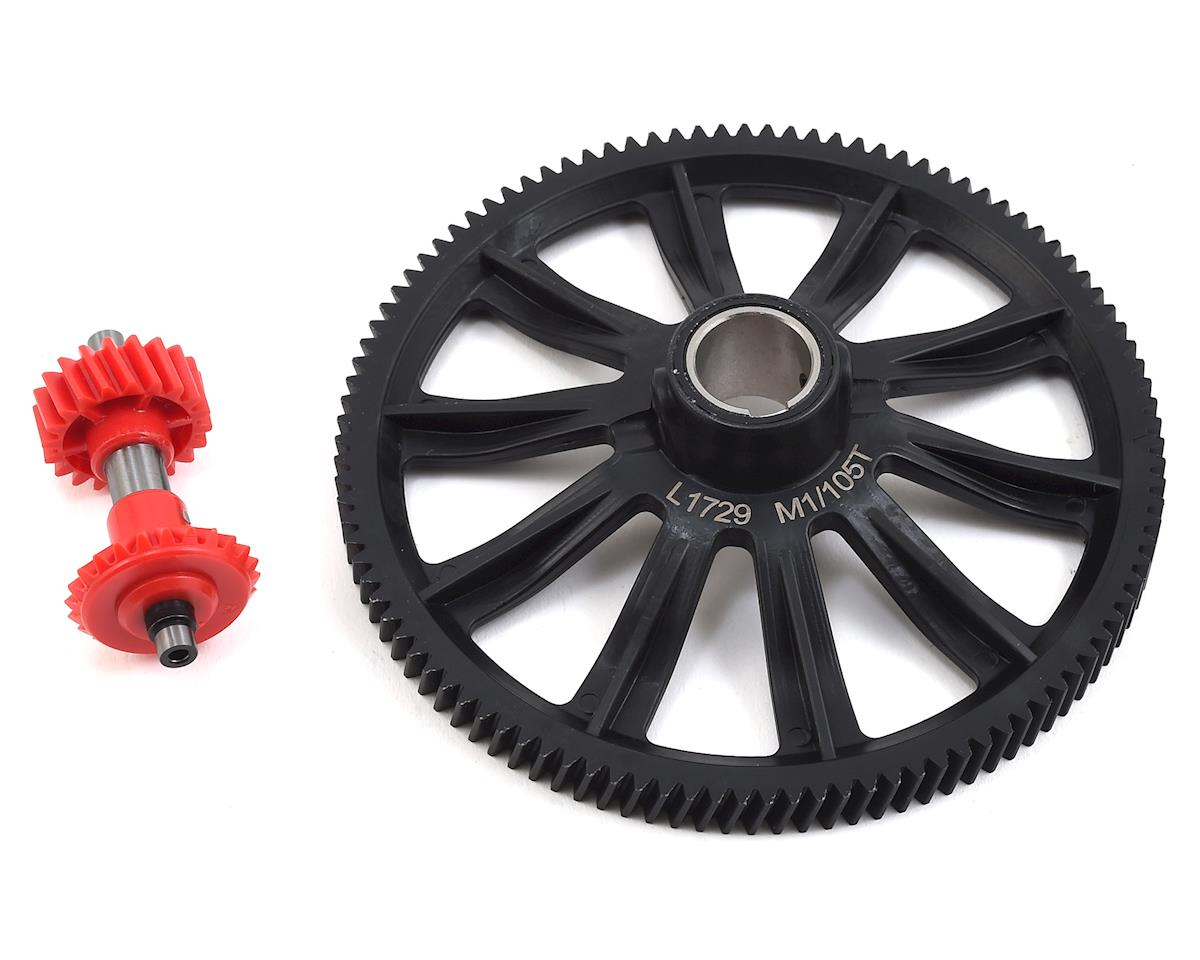 M1 Autorotation Tail Drive Gear Set (105T) by Align