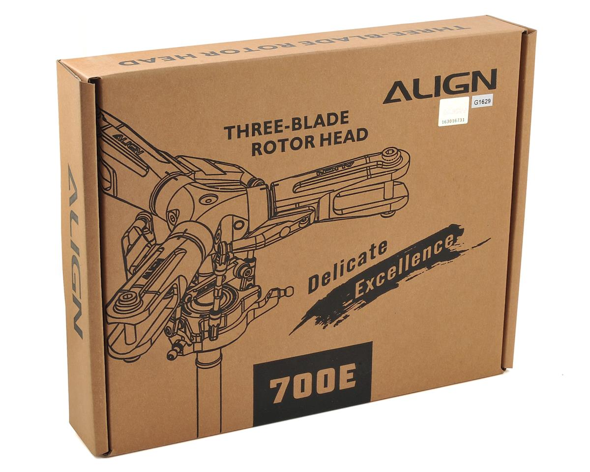 Align Three-Blade Rotor Head