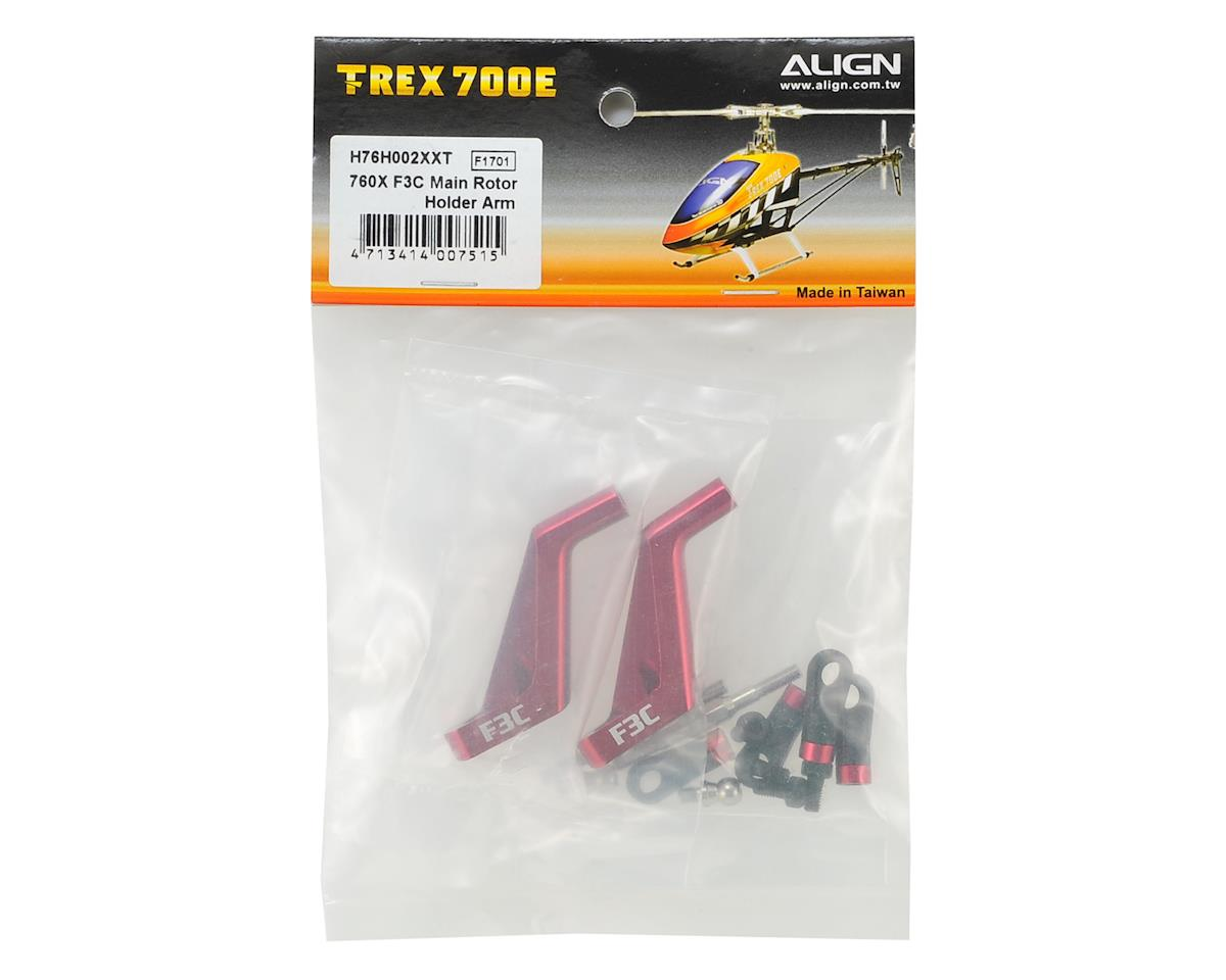 Align F3C Main Rotor Holder Arm Set (760X)