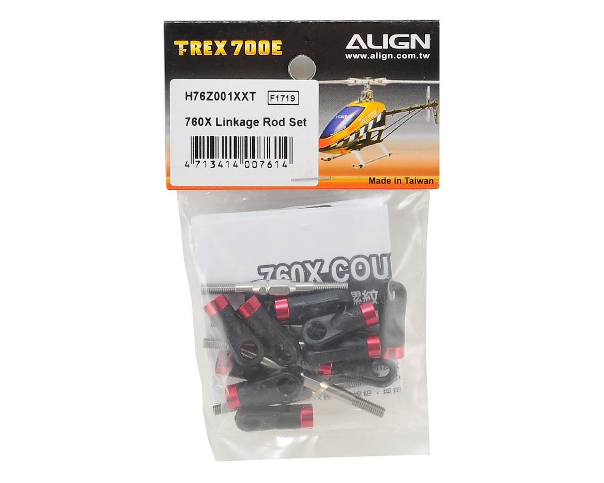 Align Linkage Rod Set (760X)