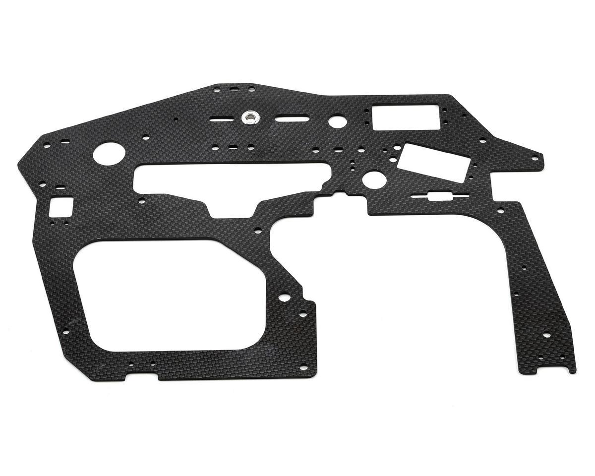 Align 2mm Carbon Main Frame (L) (700 Nitro DFC)