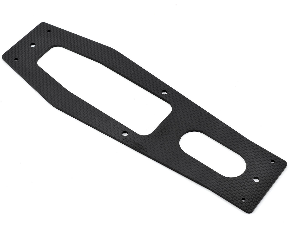 2.5mm Carbon Fiber Bottom Plate (700 Nitro DFC) by Align