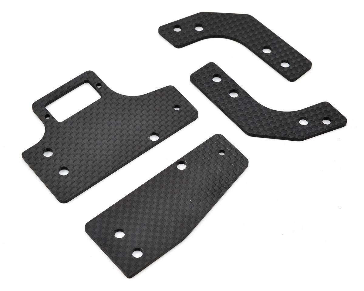 Align Carbon Frame Brace Set (700 Nitro DFC)