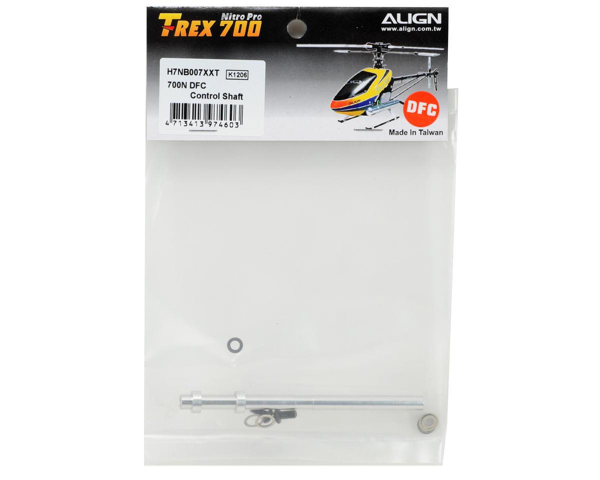 Align Control Shaft (700 Nitro DFC)