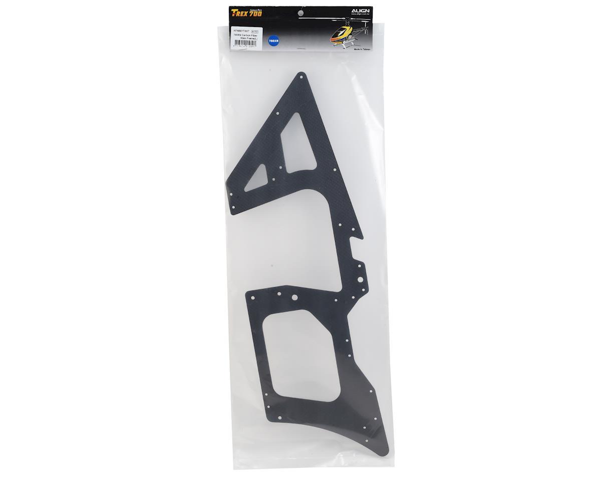 Align Carbon Fiber Main Frame (L) (700XN)