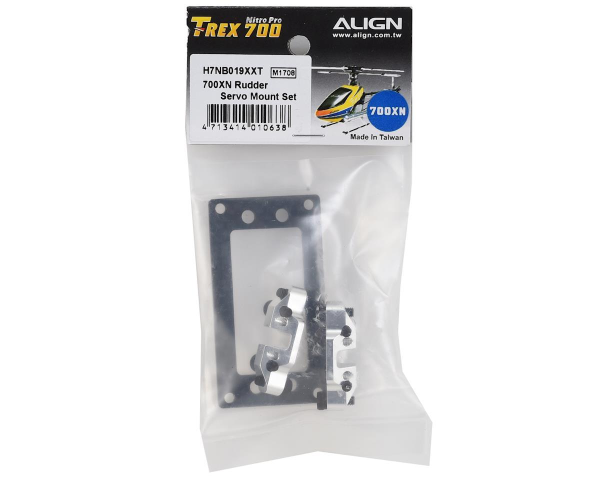 Align Rudder Servo Mount Set (700XN)