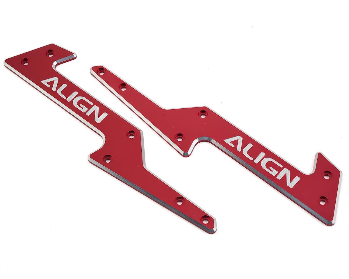 Align T-Rex 700XN Shapely Reinforcement Plate And Brace Assy