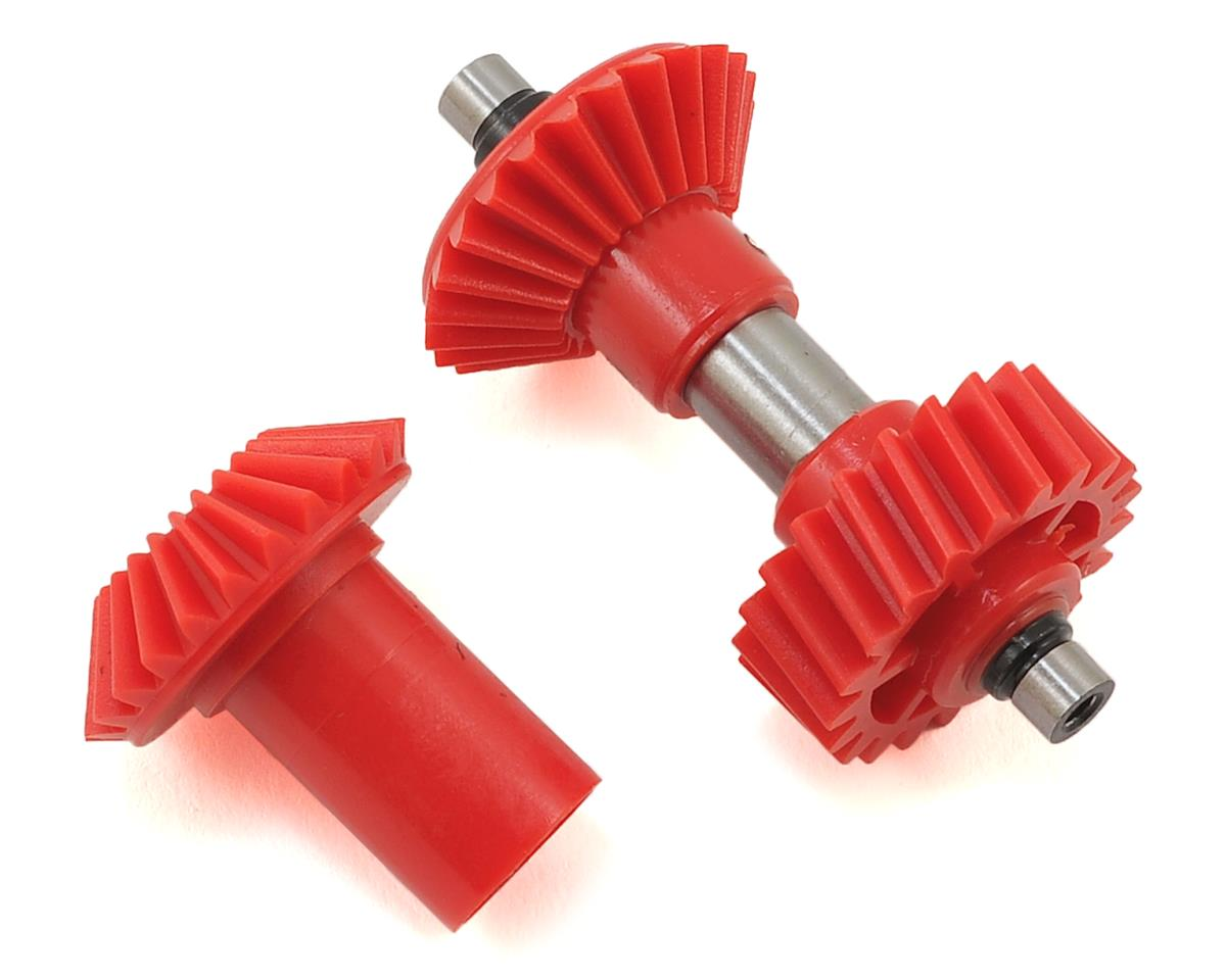 M1 Torque Tube Front Driver Gear Set (21T) (700 Nitro) by Align