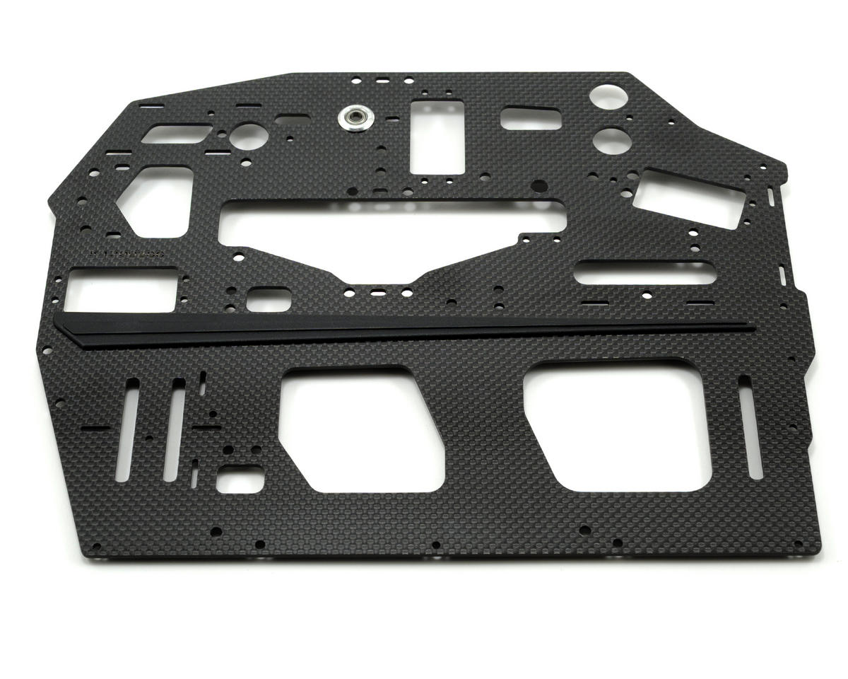 Align 800E DFC 2.0mm Carbon Fiber Main Frame (Right)