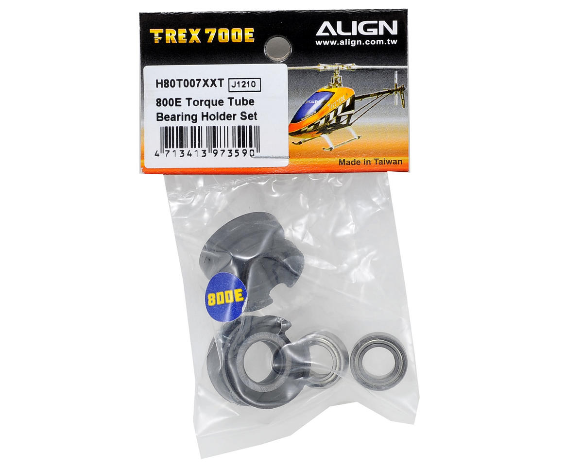 Align 800E Torque Tube Bearing Holder Set