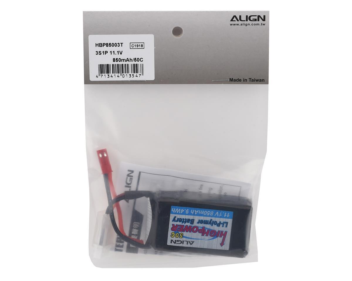 Image 2 for Align 3s LiPo Battery 30C (11.1V/850mAh)