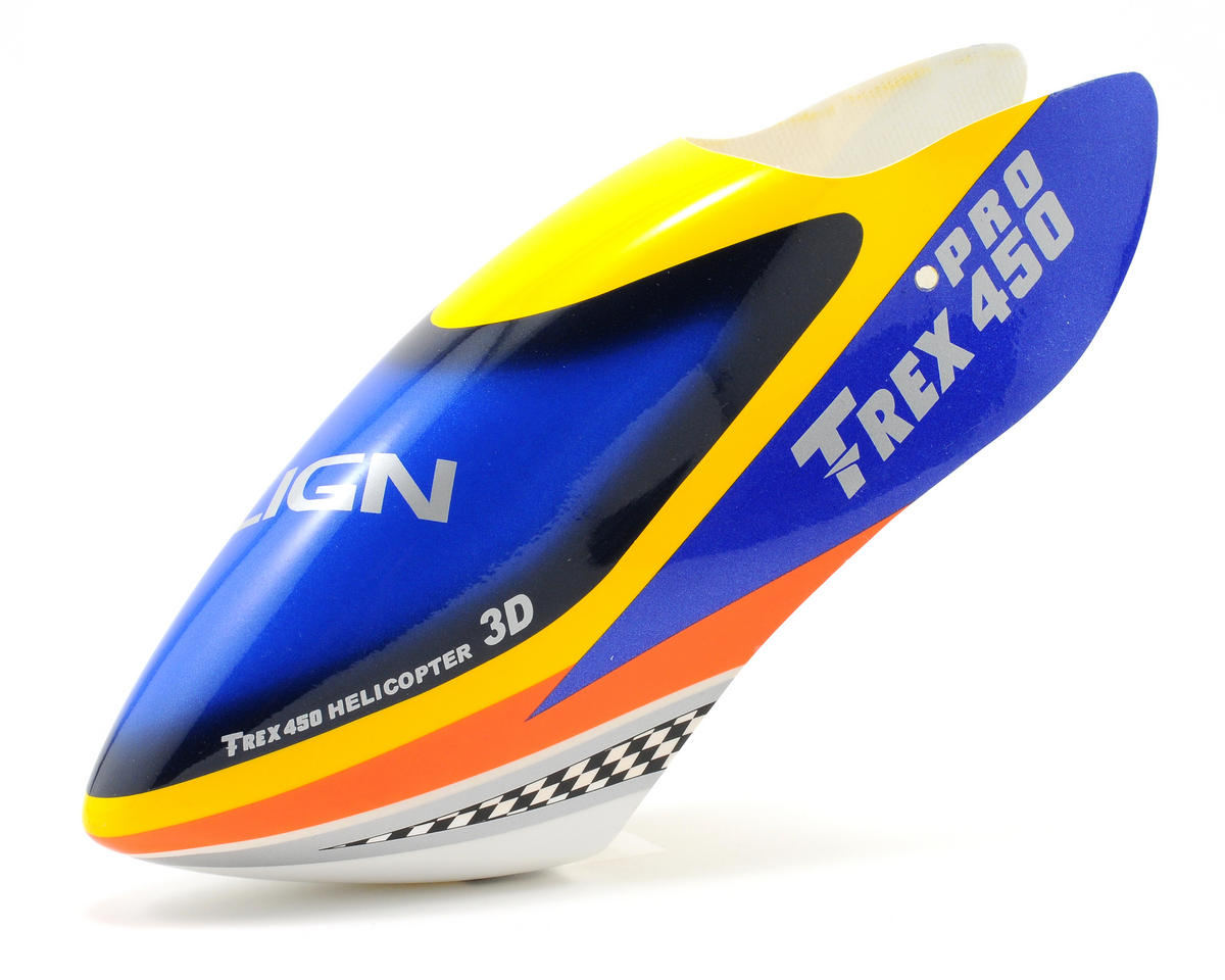 """Align 450 PRO Painted Canopy """"B"""""""