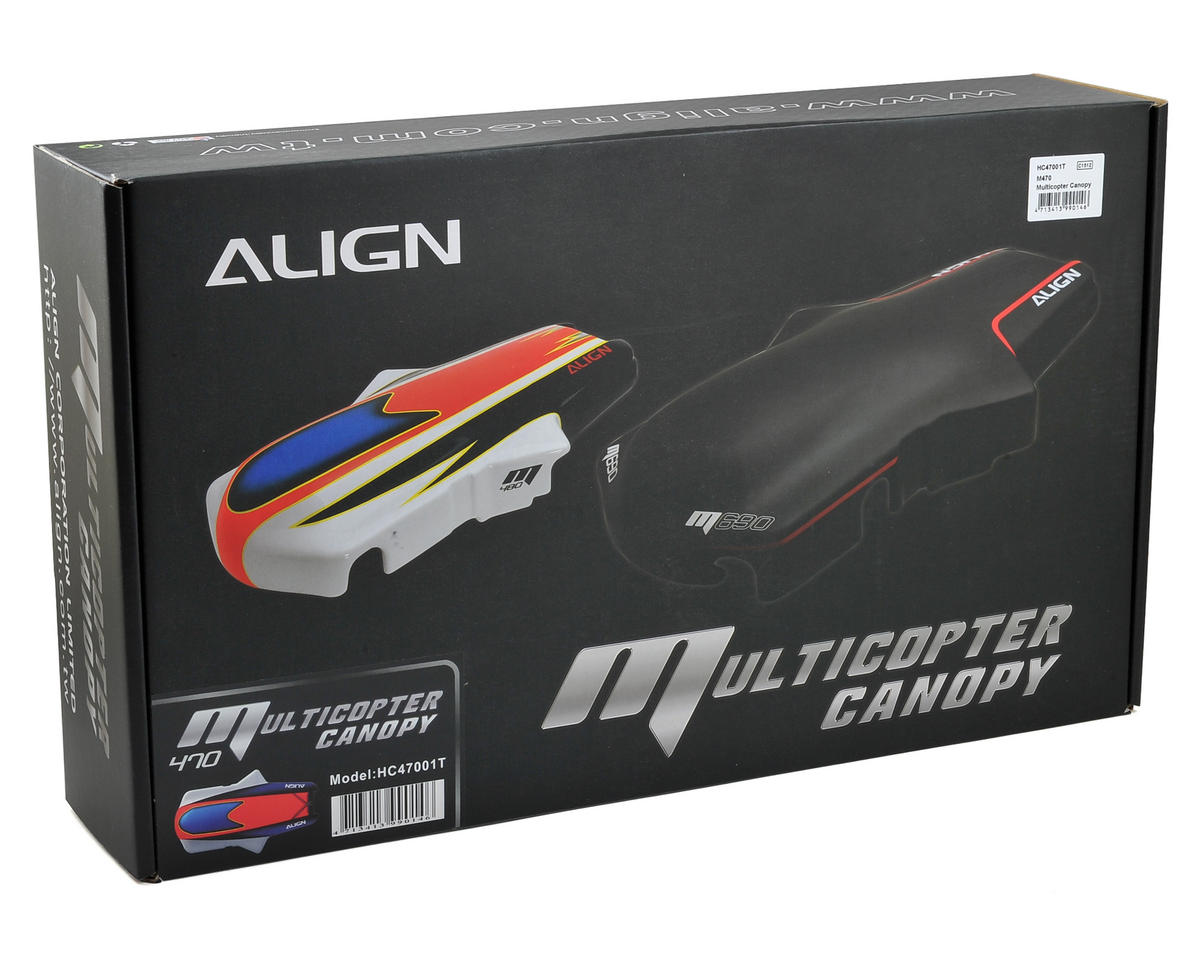 Align M470L Multicopter Canopy