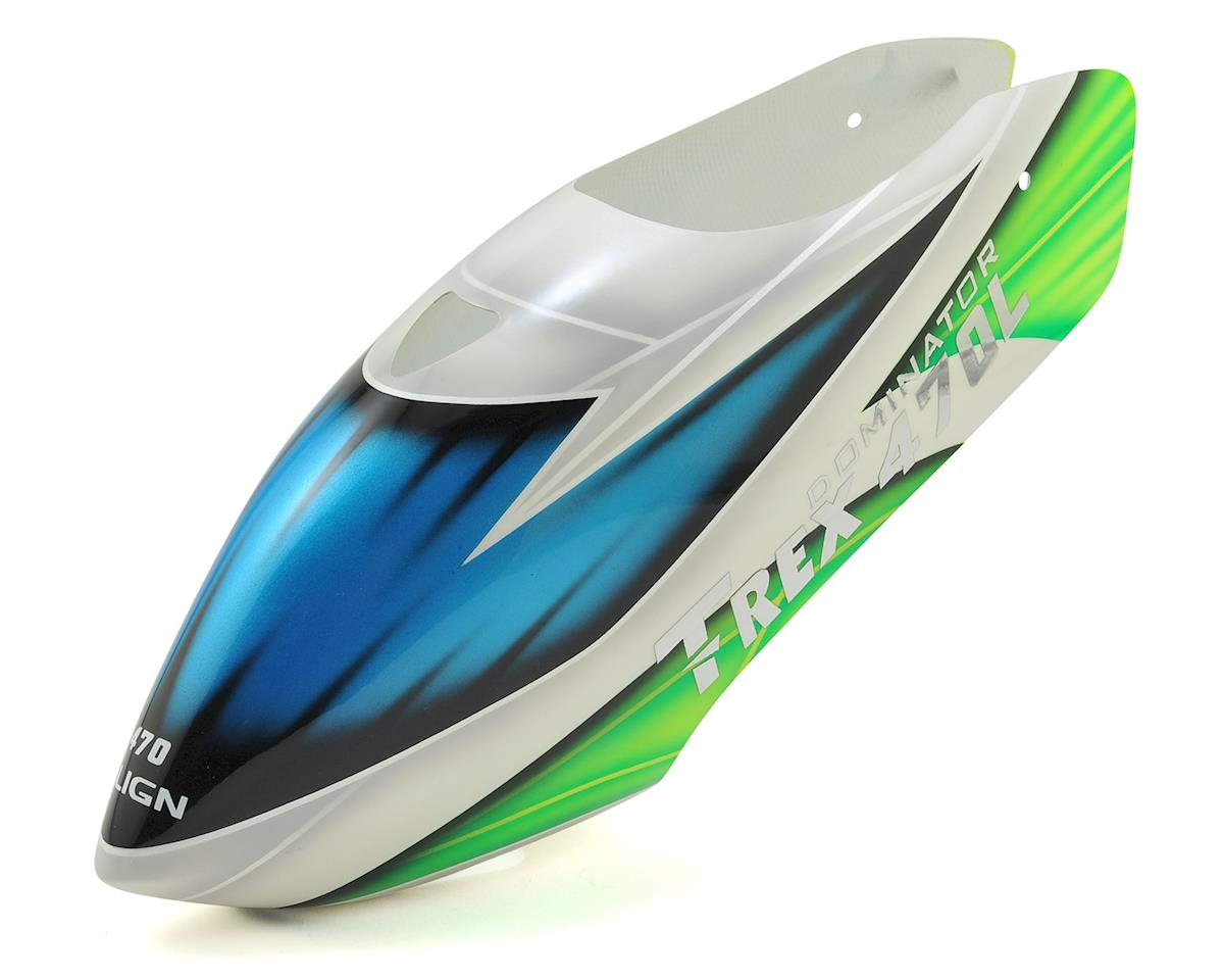 Align Painted Canopy V2 (White/Green/Blue) (470L)