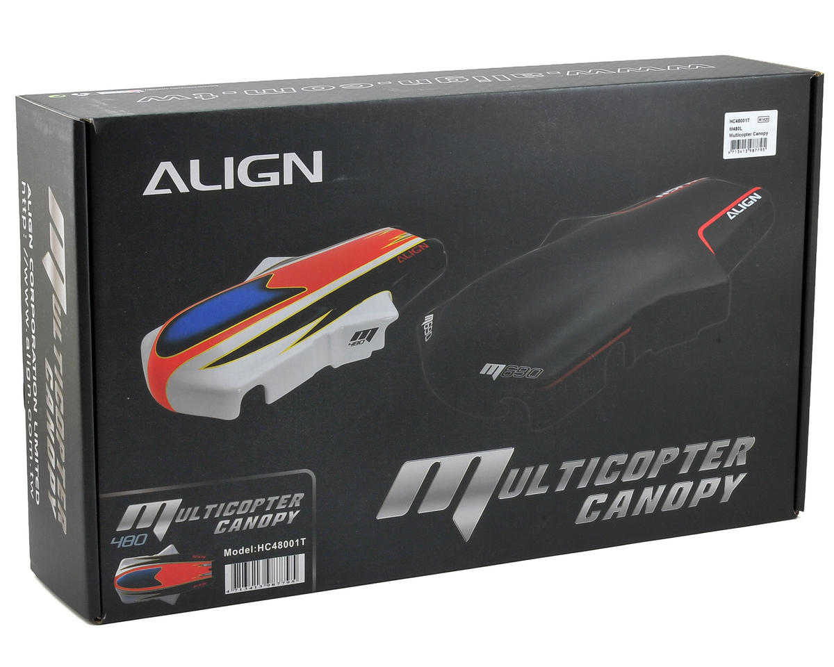 Align M480L Multicopter Canopy