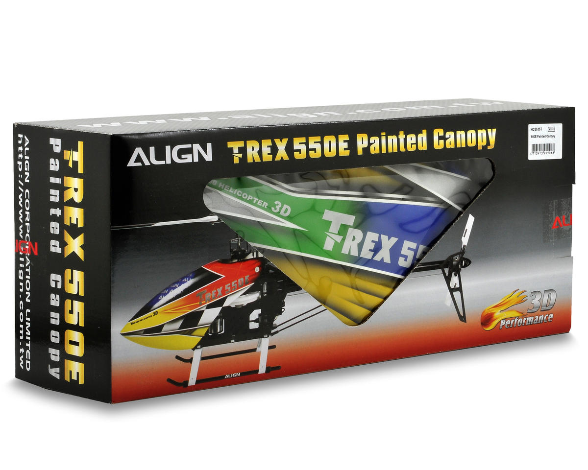 Align Painted Canopy: 550E