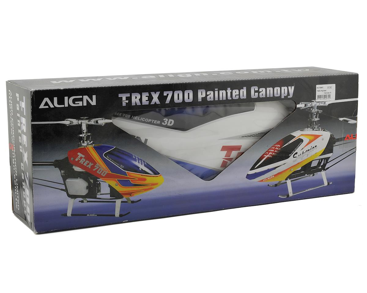 Align 700N Painted Canopy