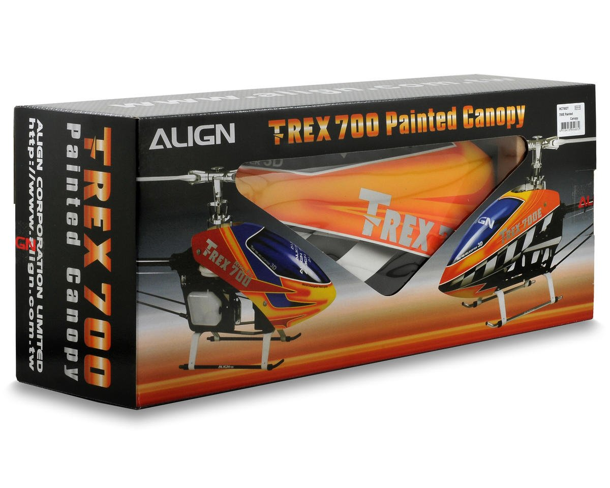 Align Painted Canopy: 700E