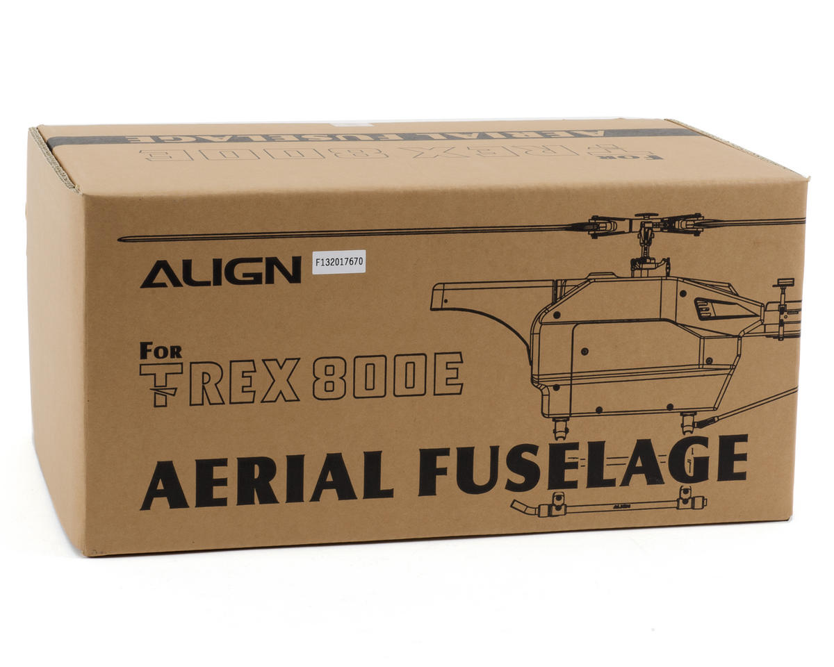 Align H800 800E Aerial Photography Fuselage (Yellow)