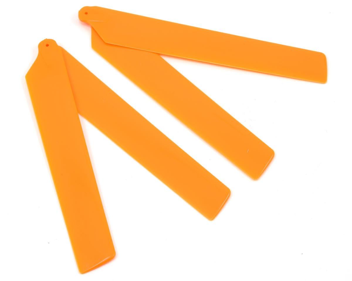 Align 120 Main Blade Set (Orange)