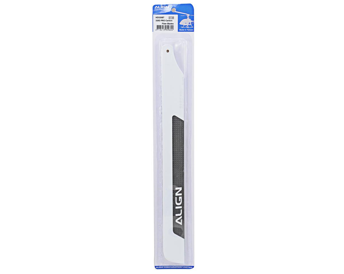 Align 325D Pro Carbon Fiber Blades