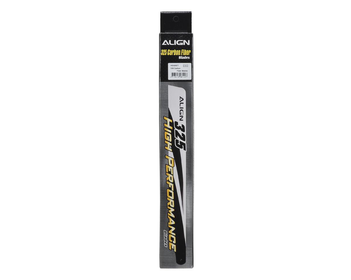 Align 325 Carbon Fiber Blade Set