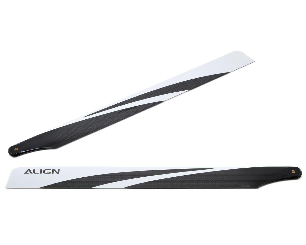 Align T-Rex 450L 360 3G Carbon Fiber Blades