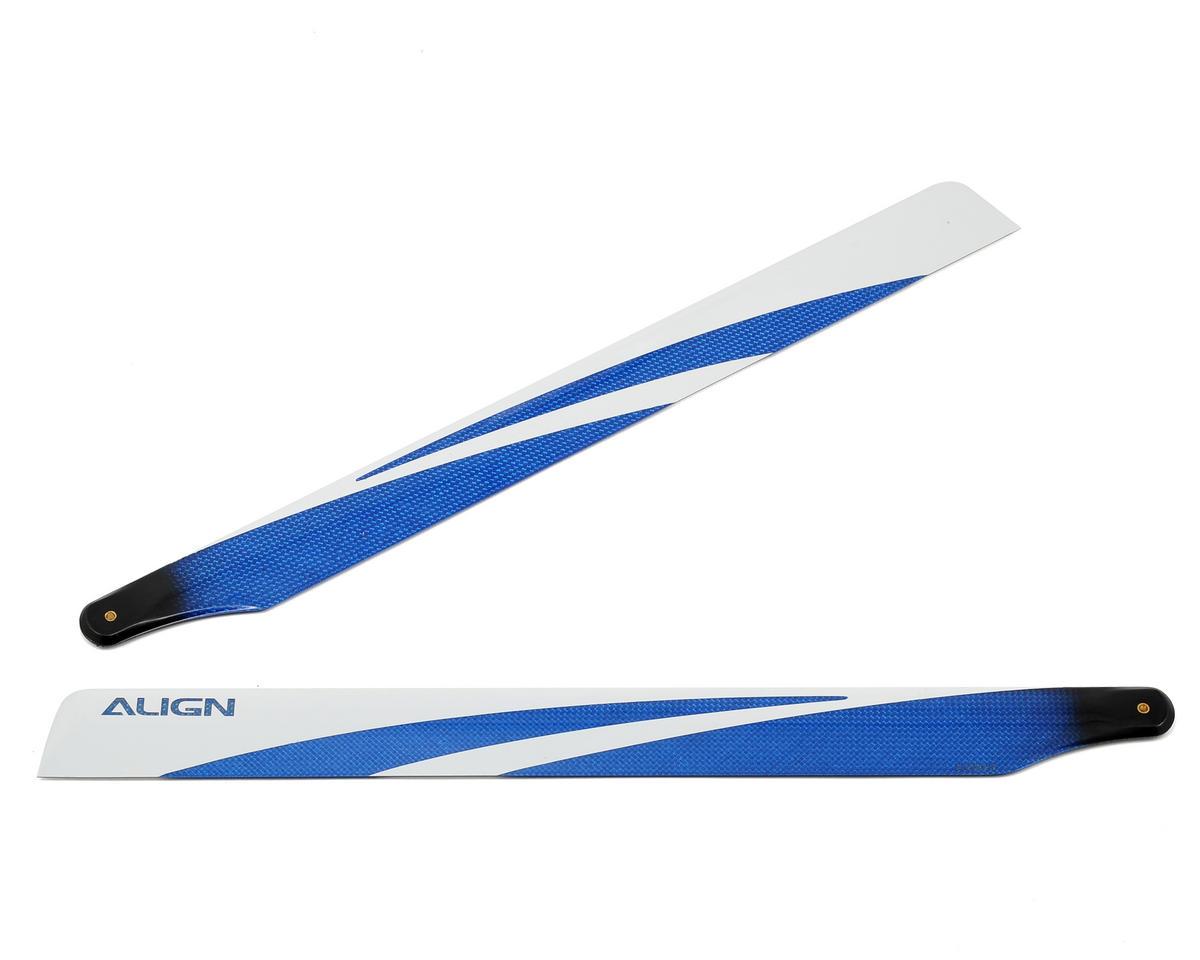 Align 360 3G Carbon Fiber Blades (Blue)
