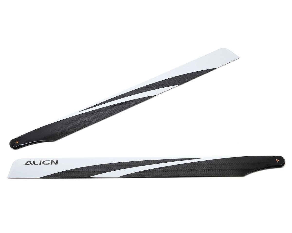 Align 470mm Carbon Fiber Main Blades