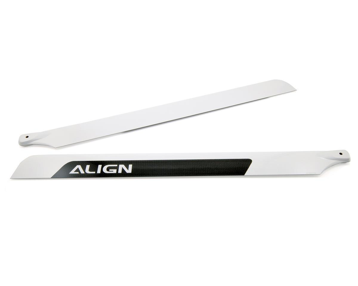 Align 520 Carbon Fiber Blade Set (550E)