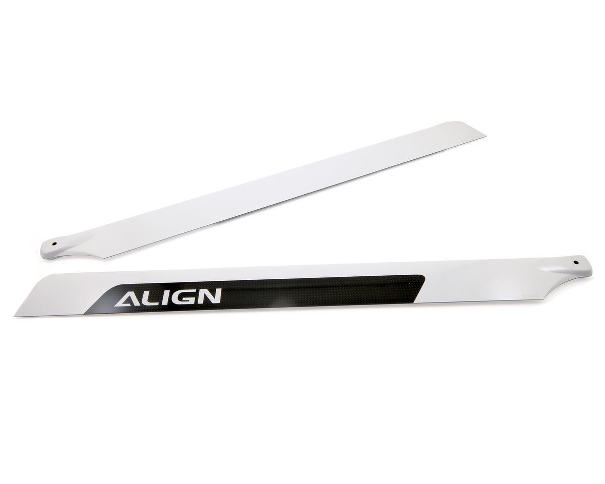 Align 550mm Carbon Fiber Blades (550E)