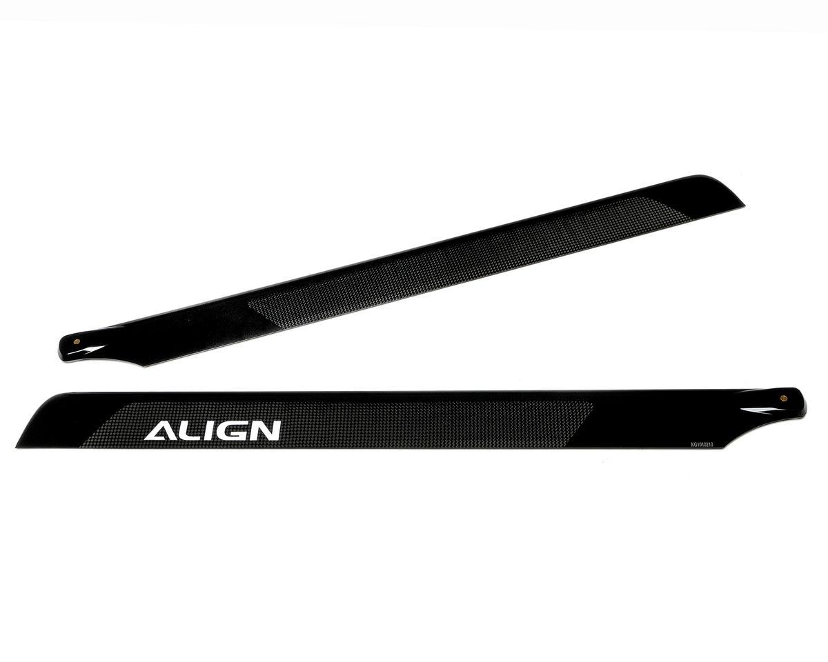 Align 600D Carbon Fiber Blade Set