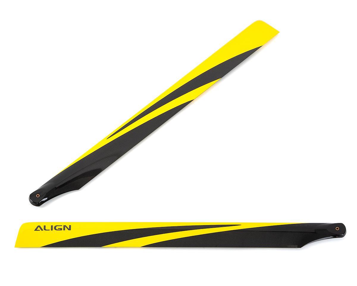 Align T-Rex 700N DFC Carbon Fiber Blades
