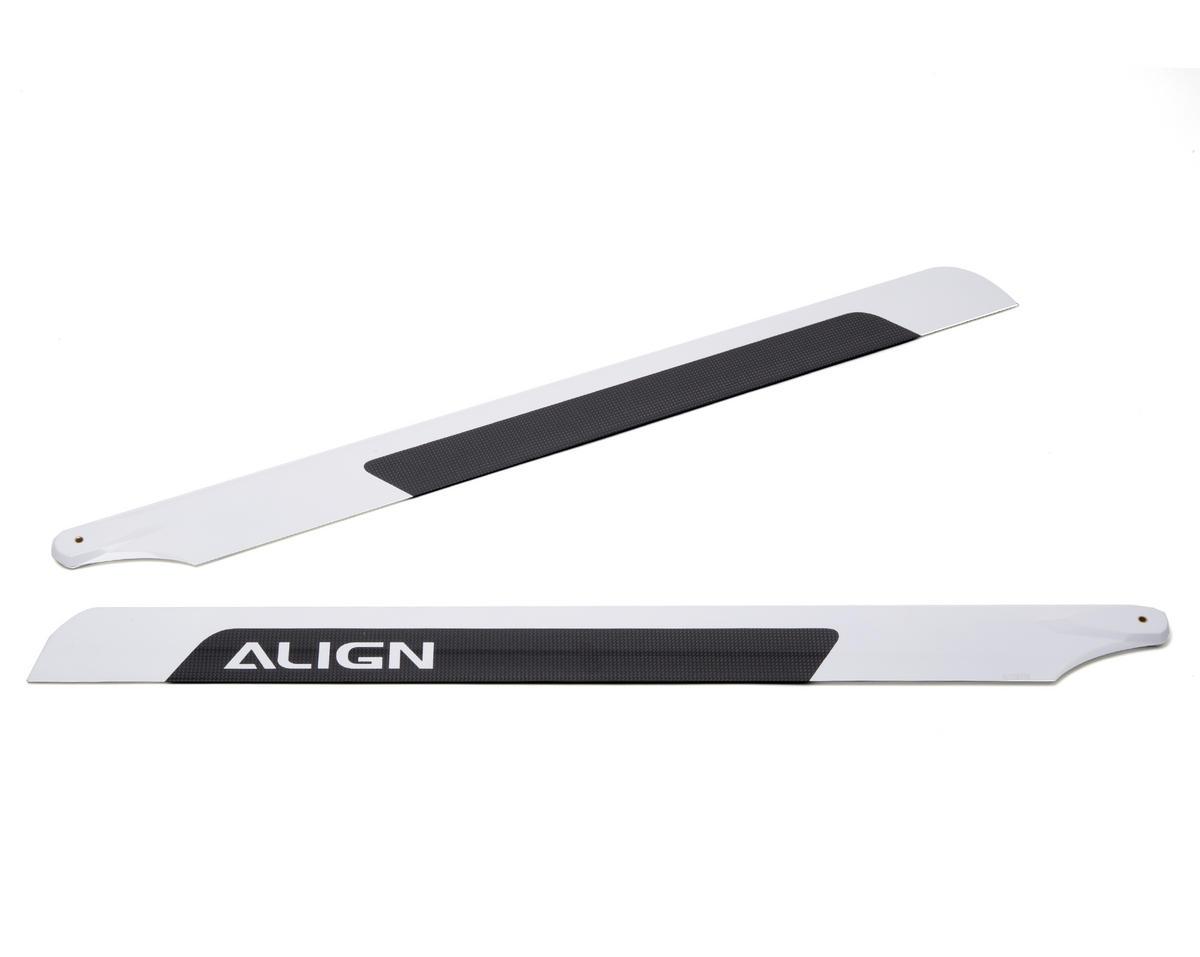 Align 800mm Carbon Fiber Blade Set