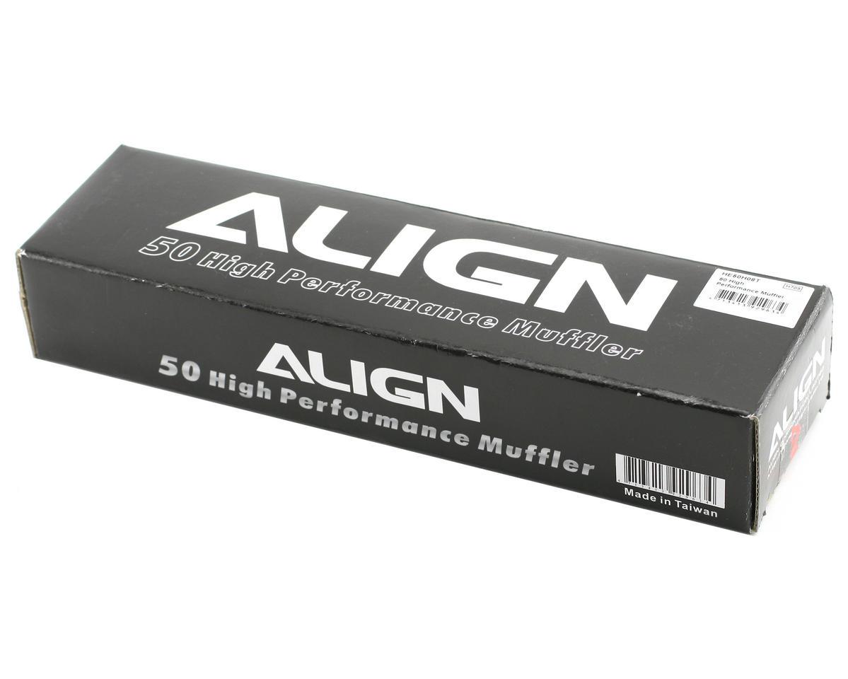 Align High Performance Muffler